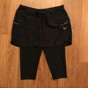 Nike skirt / Capri legging